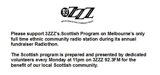 3ZZZ Radiothon
