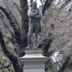 Burns Statue-A